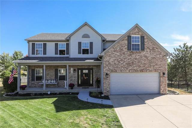7117 Lakeland Trails Boulevard, Indianapolis, IN 46259 (MLS #21745132) :: Mike Price Realty Team - RE/MAX Centerstone