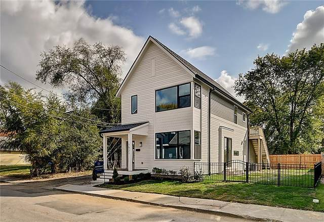 1521 Marlowe Street, Indianapolis, IN 46201 (MLS #21745139) :: Mike Price Realty Team - RE/MAX Centerstone
