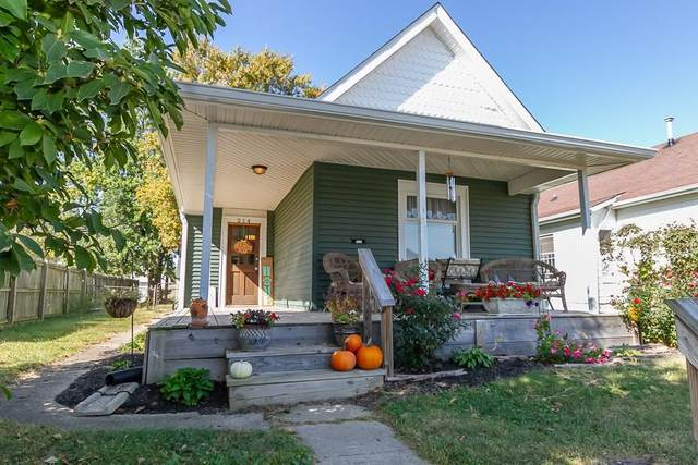 214 S 4th Avenue, Beech Grove, IN 46107 (MLS #21745145) :: Richwine Elite Group