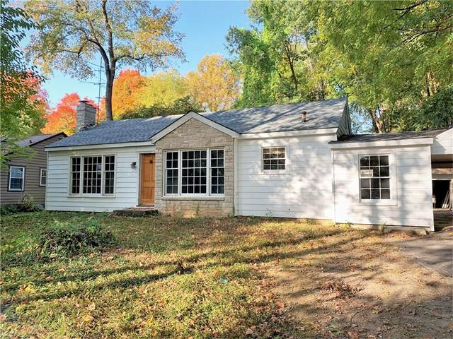 7940 Oakland Road, Indianapolis, IN 46240 (MLS #21745156) :: Richwine Elite Group