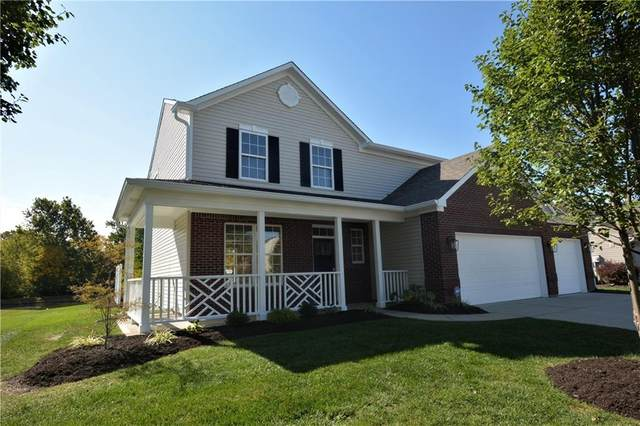 1761 Spring Beauty Drive, Avon, IN 46123 (MLS #21745159) :: Mike Price Realty Team - RE/MAX Centerstone