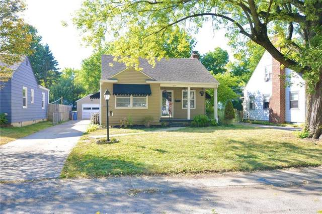 2531 Dell Zell Drive, Indianapolis, IN 46220 (MLS #21745165) :: Richwine Elite Group
