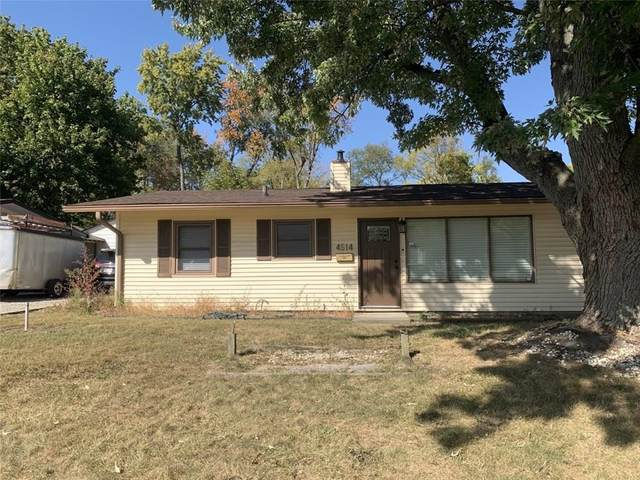 4514 Thrush Drive, Indianapolis, IN 46222 (MLS #21745171) :: AR/haus Group Realty