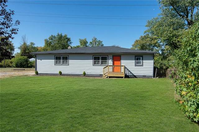 4006 Kenneth Avenue, Indianapolis, IN 46226 (MLS #21745181) :: Mike Price Realty Team - RE/MAX Centerstone