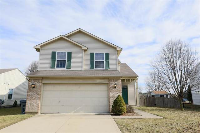 15256 Follow Drive, Noblesville, IN 46060 (MLS #21745187) :: Richwine Elite Group