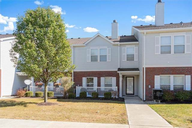 12205 Bubbling Brook Drive #400, Fishers, IN 46038 (MLS #21745194) :: Richwine Elite Group