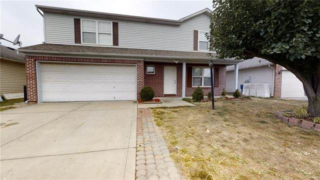 1446 Quinlan Court, Indianapolis, IN 46217 (MLS #21745200) :: Mike Price Realty Team - RE/MAX Centerstone