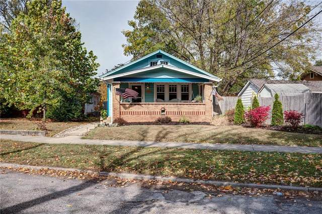 5954 Dewey Ave, Indianapolis, IN 46219 (MLS #21745202) :: Mike Price Realty Team - RE/MAX Centerstone