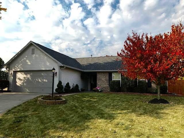 14 Eastbranch, Brownsburg, IN 46112 (MLS #21745231) :: Mike Price Realty Team - RE/MAX Centerstone
