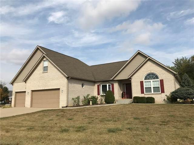 927 Planters Road, Indianapolis, IN 46239 (MLS #21745232) :: Richwine Elite Group