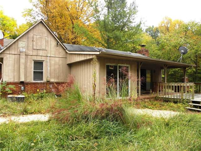 3950 Albert Johnson Road, Nineveh, IN 46164 (MLS #21745238) :: Mike Price Realty Team - RE/MAX Centerstone