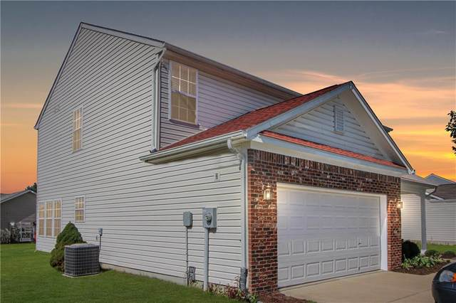 3526 Firethorn Drive, Whitestown, IN 46075 (MLS #21745242) :: AR/haus Group Realty