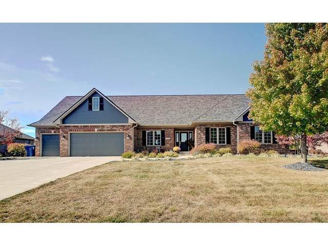 1954 S Stoney Trail, Greenfield, IN 46140 (MLS #21745252) :: Mike Price Realty Team - RE/MAX Centerstone