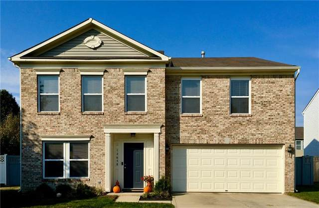 12658 E 131st Street, Fishers, IN 46037 (MLS #21745256) :: The ORR Home Selling Team