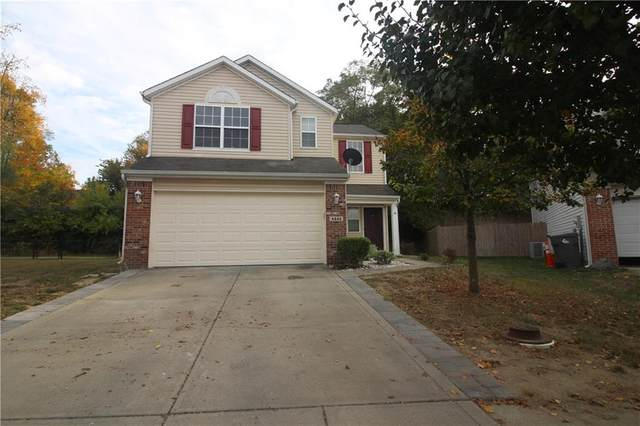 4644 White Lick Court, Indianapolis, IN 46227 (MLS #21745270) :: Richwine Elite Group