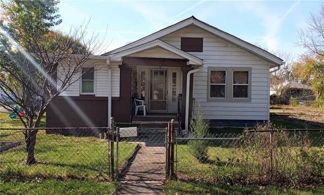 356 S Edgehill Road, Indianapolis, IN 46241 (MLS #21745272) :: Corbett & Company