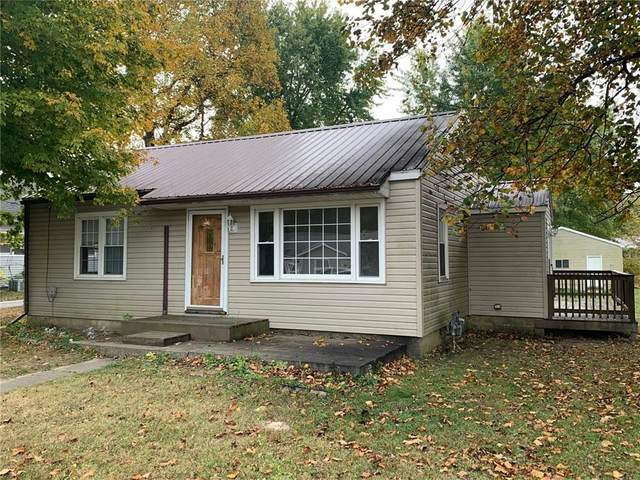 809 E High St, Rockville, IN 47872 (MLS #21745277) :: Mike Price Realty Team - RE/MAX Centerstone