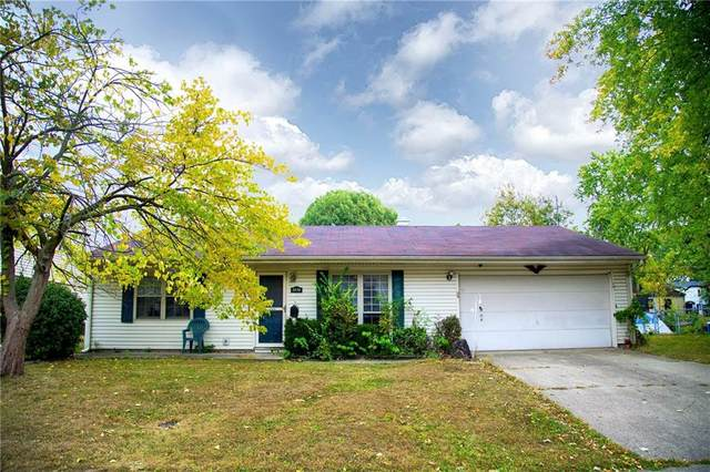 3225 Thurston Drive, Indianapolis, IN 46224 (MLS #21745288) :: AR/haus Group Realty