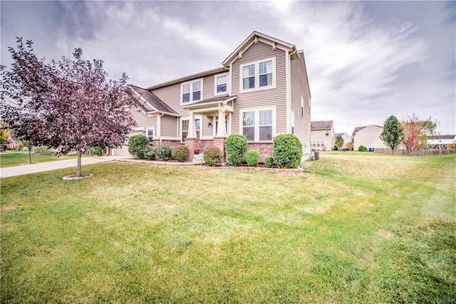 10503 Sugar Ridge Way, Indianapolis, IN 46239 (MLS #21745293) :: The ORR Home Selling Team