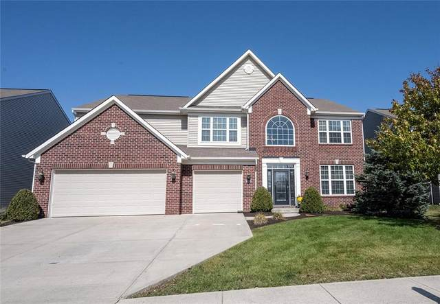 11172 Giddings Place, Noblesville, IN 46060 (MLS #21745296) :: Mike Price Realty Team - RE/MAX Centerstone