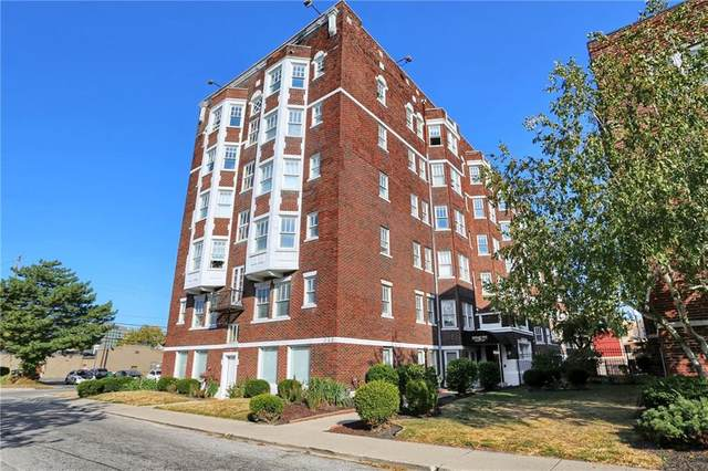 230 E 9th Street #404, Indianapolis, IN 46204 (MLS #21745331) :: Anthony Robinson & AMR Real Estate Group LLC