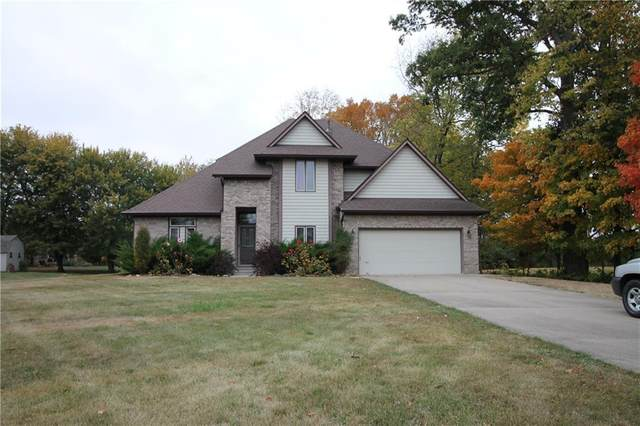 3518 S Southway Drive, New Palestine, IN 46163 (MLS #21745333) :: RE/MAX Legacy