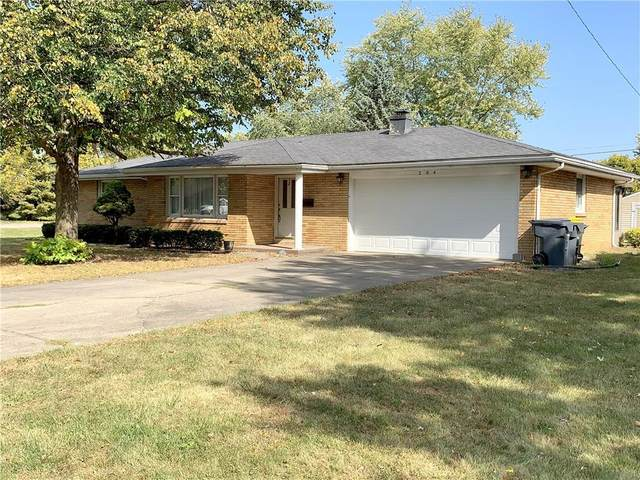 204 S Elma Street, Anderson, IN 46012 (MLS #21745334) :: Mike Price Realty Team - RE/MAX Centerstone