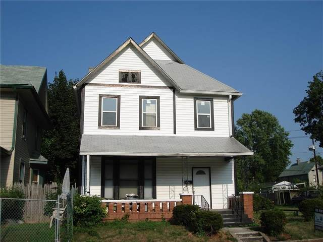 3237 N Capitol Avenue, Indianapolis, IN 46208 (MLS #21745337) :: AR/haus Group Realty