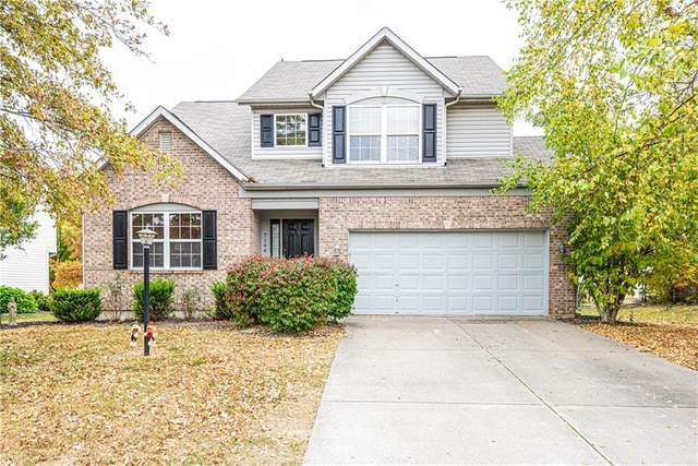 7144 Samuel Drive, Indianapolis, IN 46259 (MLS #21745350) :: The ORR Home Selling Team