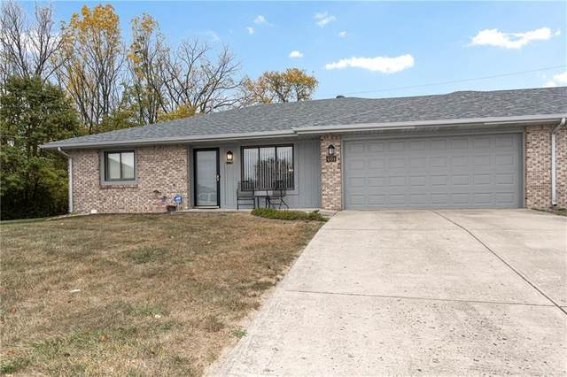 4104 Daphne Drive, Anderson, IN 46013 (MLS #21745356) :: David Brenton's Team