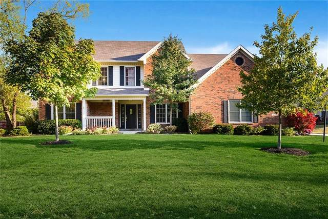 9238 Oak Knoll Lane, Fishers, IN 46037 (MLS #21745368) :: The ORR Home Selling Team