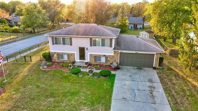 4448 Aristocrat Circle, Indianapolis, IN 46235 (MLS #21745378) :: Mike Price Realty Team - RE/MAX Centerstone