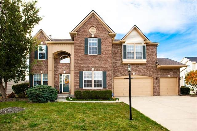 8351 Thorn Bend Drive, Indianapolis, IN 46278 (MLS #21745397) :: Richwine Elite Group