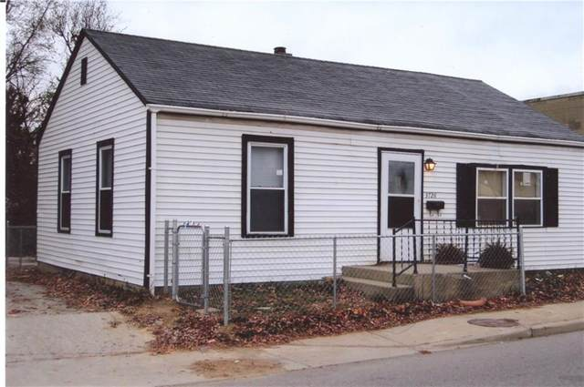 3726 N Emerson Avenue, Indianapolis, IN 46218 (MLS #21745398) :: AR/haus Group Realty