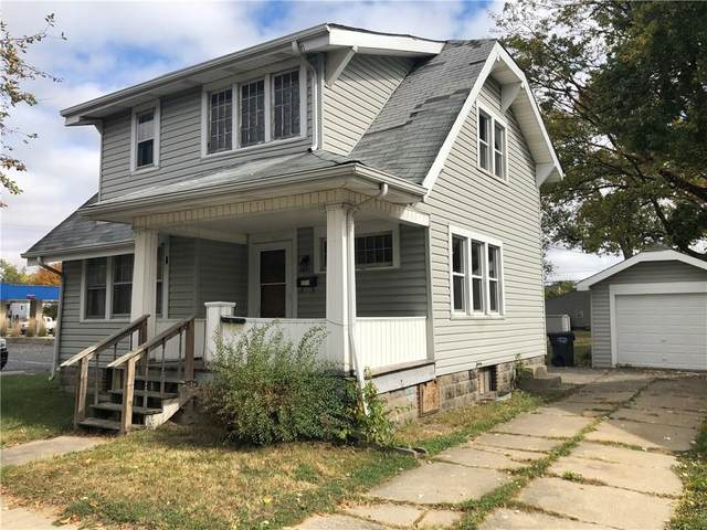 1918 N Broadway Avenue, Anderson, IN 46012 (MLS #21745401) :: The Evelo Team