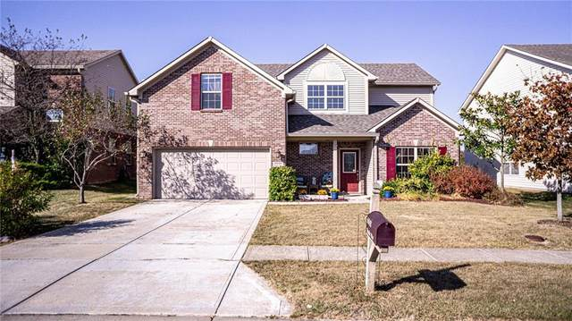6848 Shoals Way, Indianapolis, IN 46237 (MLS #21745404) :: The ORR Home Selling Team