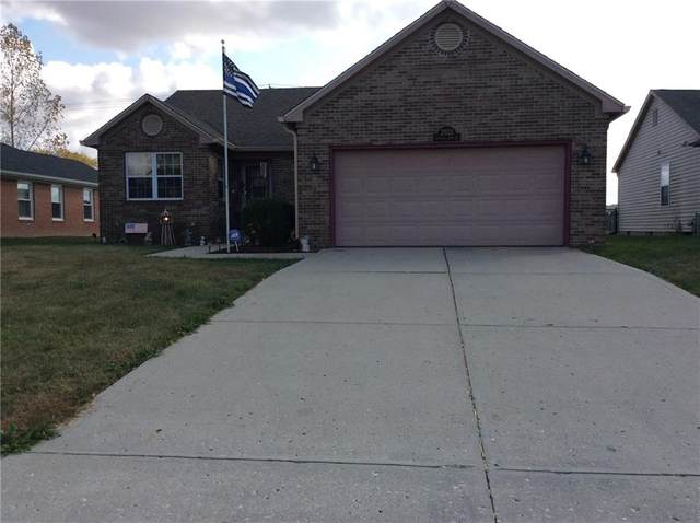 2021 Winfield Park Drive, Greenfield, IN 46140 (MLS #21745405) :: AR/haus Group Realty