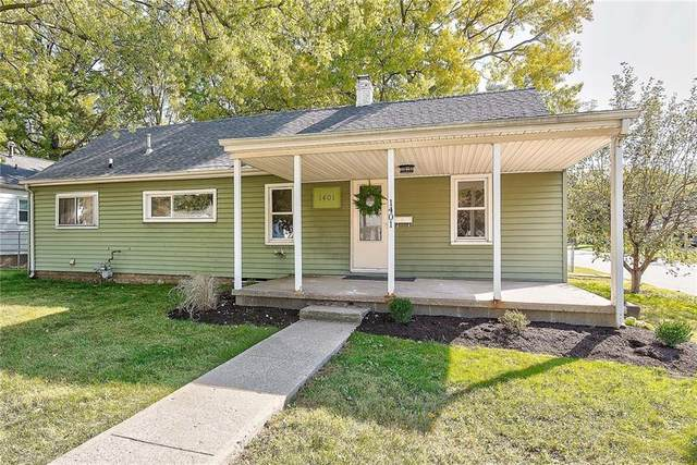 1401 Potomac Avenue, Lafayette, IN 47905 (MLS #21745410) :: Richwine Elite Group