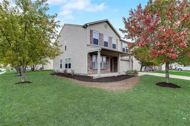 8179 S Lodge Lane, Pendleton, IN 46064 (MLS #21745414) :: Heard Real Estate Team   eXp Realty, LLC