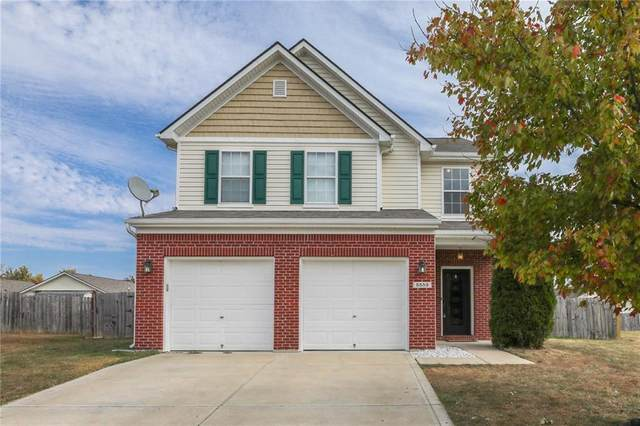5553 Honey Creek Court, Indianapolis, IN 46221 (MLS #21745417) :: Richwine Elite Group
