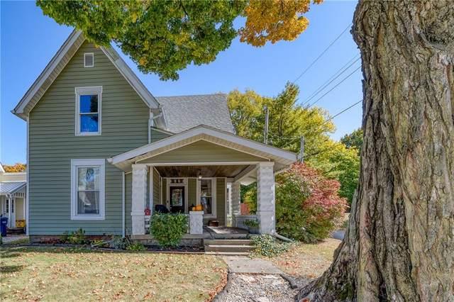 117 N Spring Street, Greenfield, IN 46140 (MLS #21745434) :: Heard Real Estate Team | eXp Realty, LLC