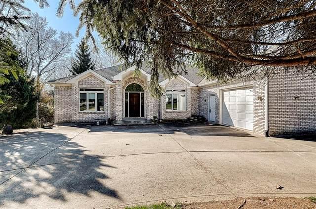 10559 Oak Ridge Drive, Zionsville, IN 46077 (MLS #21745441) :: Richwine Elite Group