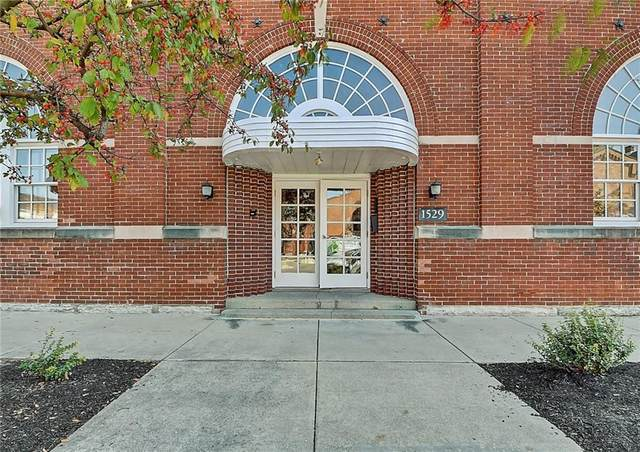 1529 N Alabama Street F, Indianapolis, IN 46202 (MLS #21745443) :: Realty ONE Group Dream