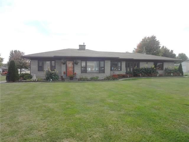 211 E Tenth Street, Greensburg, IN 47240 (MLS #21745466) :: Heard Real Estate Team | eXp Realty, LLC