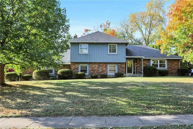 12210 Windsor Drive, Carmel, IN 46033 (MLS #21745468) :: The ORR Home Selling Team