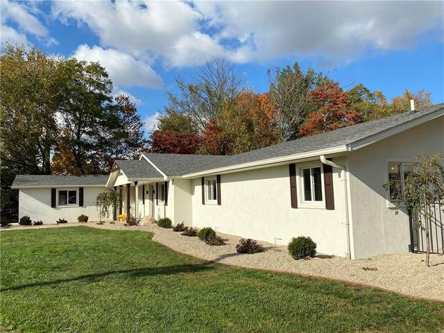 75 SW Santee Drive, Greensburg, IN 47240 (MLS #21745469) :: The Indy Property Source
