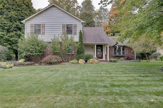 6509 Orville Lane, Indianapolis, IN 46237 (MLS #21745476) :: Mike Price Realty Team - RE/MAX Centerstone