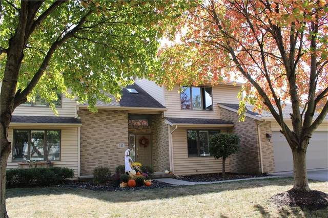 949 Redwing Drive, Columbus, IN 47203 (MLS #21745478) :: Mike Price Realty Team - RE/MAX Centerstone