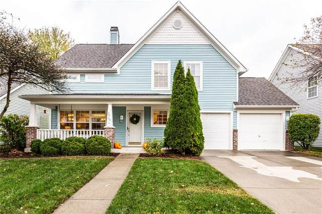 2970 Weatherstone Drive, Carmel, IN 46032 (MLS #21745483) :: Heard Real Estate Team | eXp Realty, LLC
