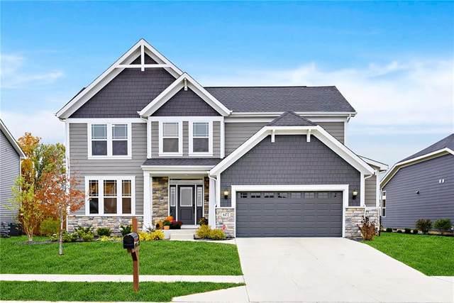 6472 Treeline Lane, Mccordsville, IN 46055 (MLS #21745496) :: The ORR Home Selling Team